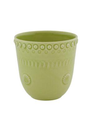 Vaso 20cm Verde Alface