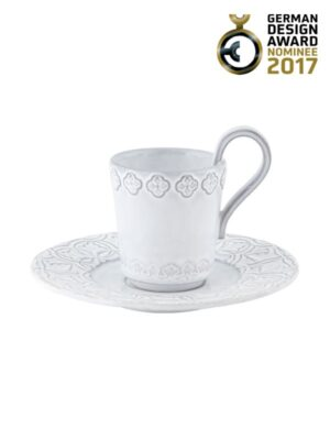 Chávena Café c/ Pires Branco Antique