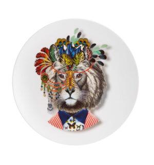 Prato Marcador Jungle King