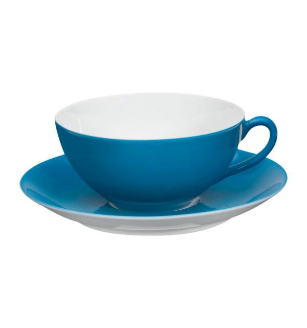 P. Chávena Chá Azul Petróleo