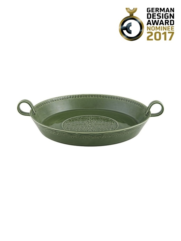 Saladeira 35 Verde