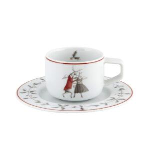 P. Chávena Café Dançar