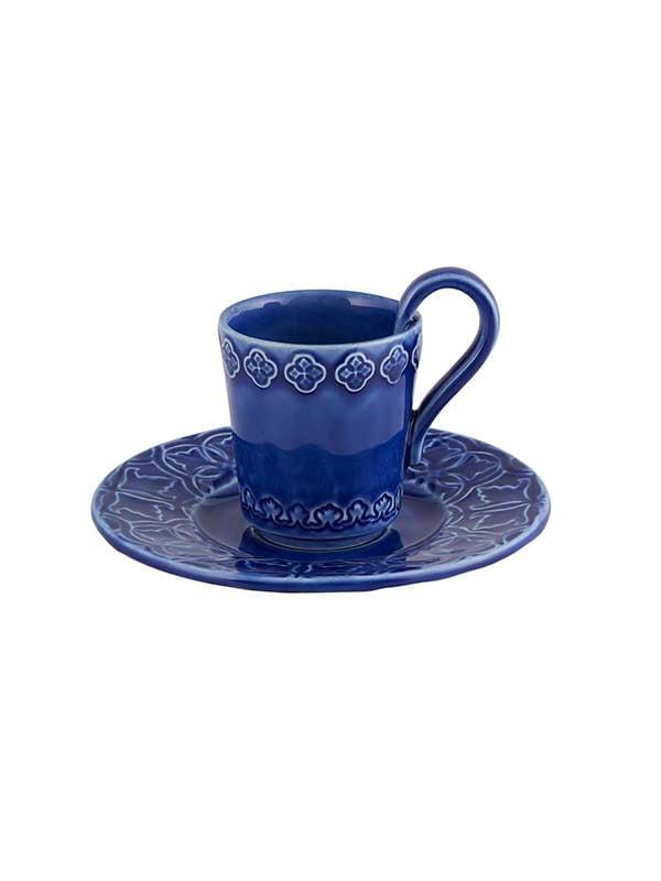 Chávena Café c/ Pires Azul Madruga