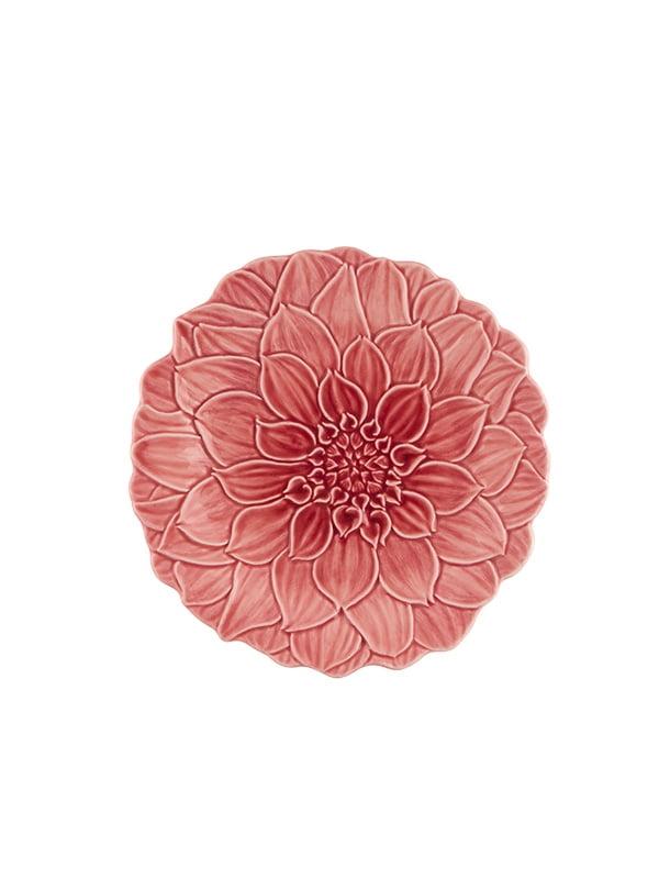Prato 22 Dália rosa