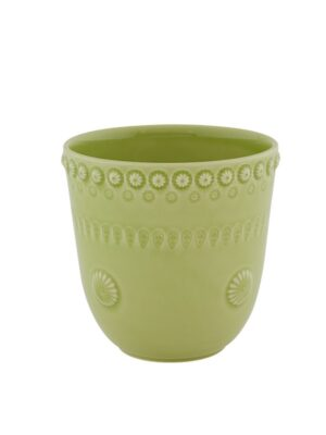 Vaso 14cm Verde Alface